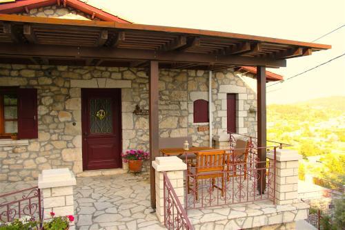 The Stone House Kavallos Lefkas Ionian Islands