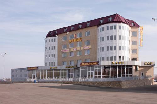 Motel Myasoyedovskiy front view