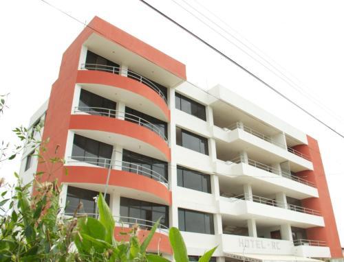 Hotel Rc Tonsupa