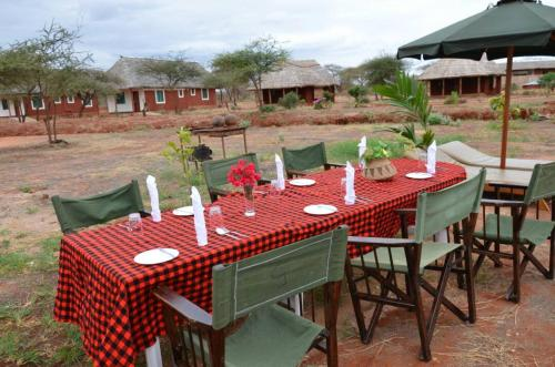 Lake Jipe Safari Camp