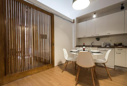 Hotel City Center Apartments Sevilla - Vidrio