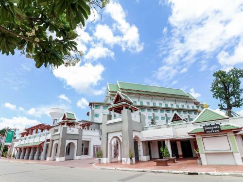 Nida Rooms Wang Chan 66 Riverside