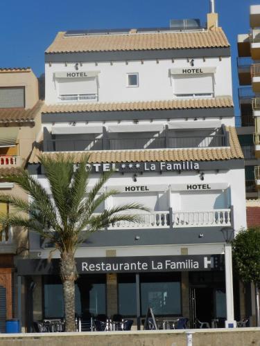 Отель Hotel La Familia 3 звезды Испания