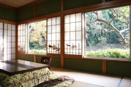 Japanese-Style Deluxe Room with River View