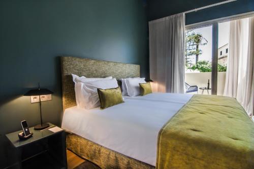 Habitación Doble Grand Deluxe con terraza Casa Ládico - Hotel Boutique 1