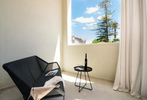 Habitación Doble Grand Deluxe con terraza Casa Ládico - Hotel Boutique 3