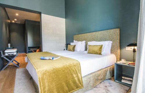 Habitación Doble Grand Deluxe con terraza Casa Ládico - Hotel Boutique 11