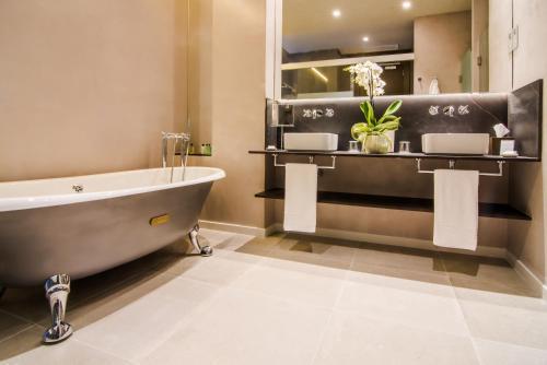 Suite con terraza Casa Ládico - Hotel Boutique 4