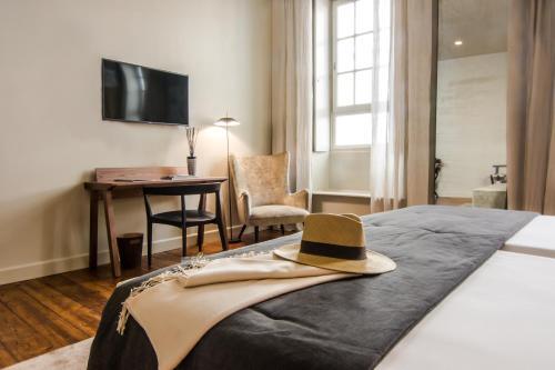 Habitación Doble Grand Deluxe Casa Ládico - Hotel Boutique 32