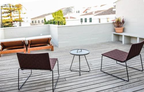 Habitación Doble Superior con terraza Casa Ládico - Hotel Boutique 2