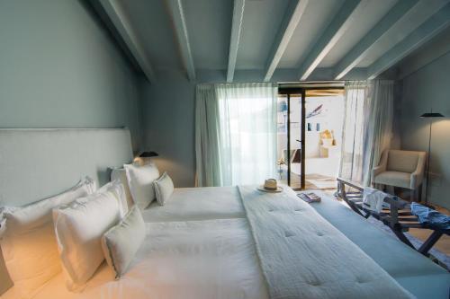 Habitación Doble Superior con terraza Casa Ládico - Hotel Boutique 27