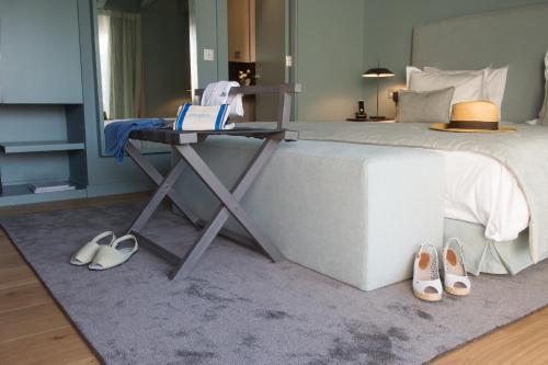 Habitación Doble Superior con terraza Casa Ládico - Hotel Boutique 28