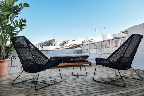 Habitación Doble Superior con terraza Casa Ládico - Hotel Boutique 31