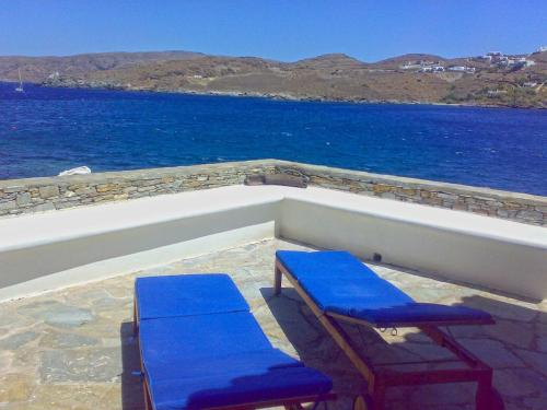 Relaxing Kithnos Seaside Villa