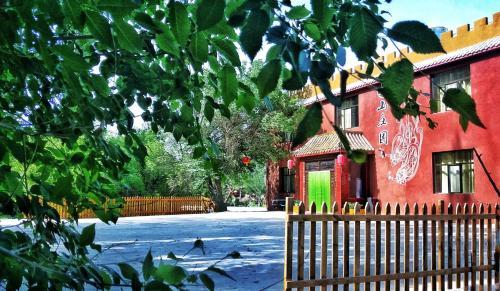 Dunhuang Mingshan Masion