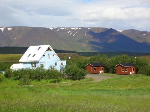 Guesthouse Pétursborg front view