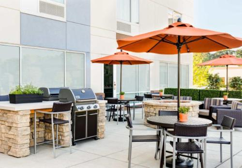 balkon/taras TownePlace Suites Richmond