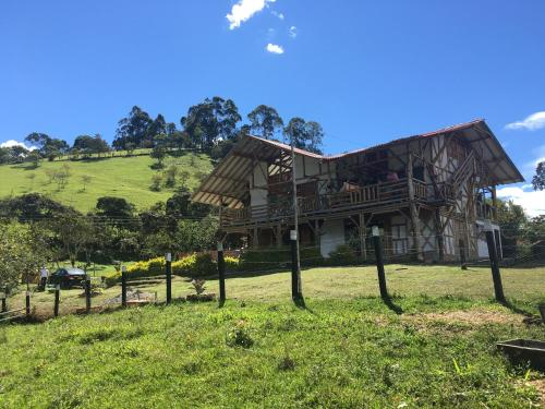 Casa Pampa Ecocabaña, San Agustín