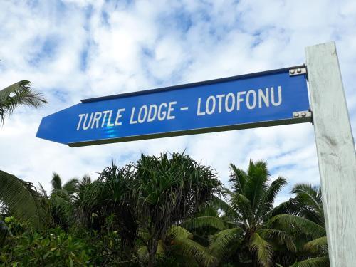 Turtle Lodge, Makefu