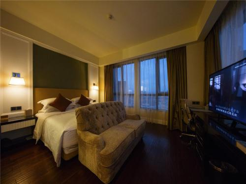 Days Hotel&suites Sichuan Jiangyou