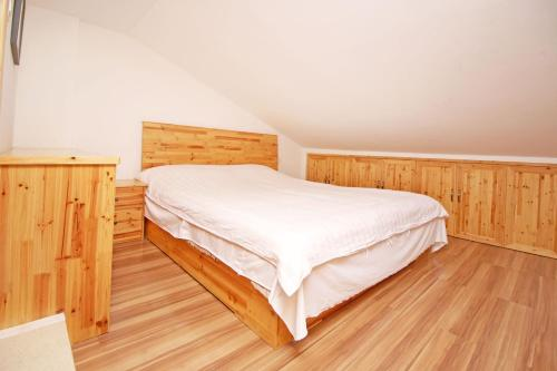 Dobbeltrom med privat bad (Double Room with Private Bathroom)