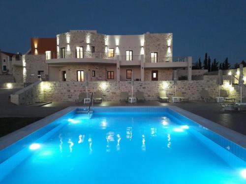 Orelia Cretan Deluxe Apartments