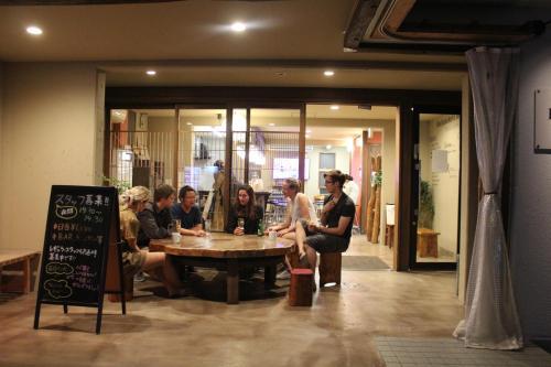 obrázek - Hostel & Cafe Backpackers Miyajima