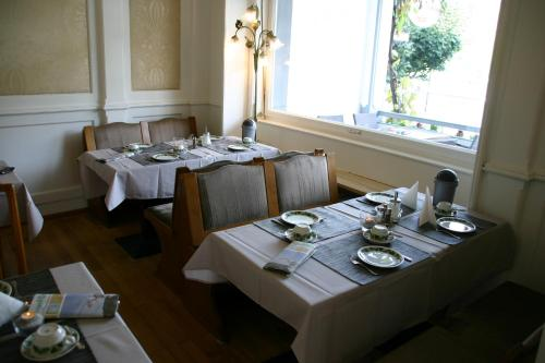 Hotel Restaurant Rebstock In Boppard