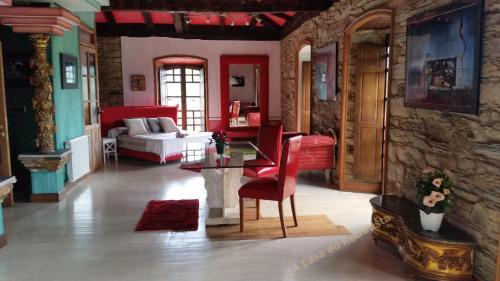 Habitación Doble con bañera de hidromasaje - Uso individual A Casa do Retratista 4