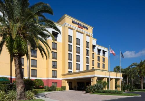 Hotel SpringHill Suites by Marriott Tampa Westshore