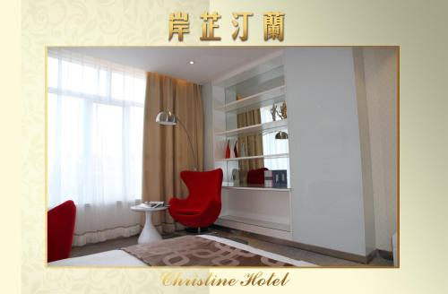 Phòng Deluxe giường đôi (Deluxe Double Room)
