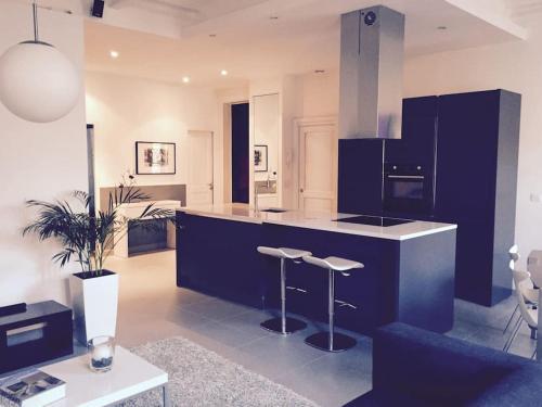 Appartement moderne haut de gamme