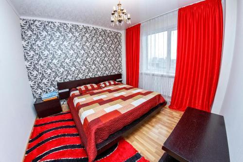 Apartments on Sauran 3, Astana