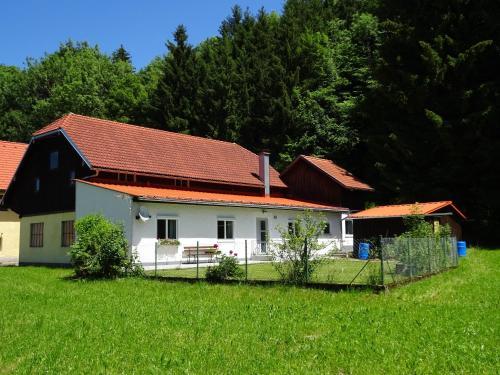Haus im Grünen   Gmundennähe