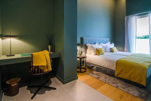 Habitación Doble Deluxe Casa Ládico - Hotel Boutique 21