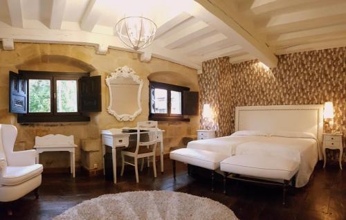 Habitación Doble (1 o 2 adultos) - 1 o 2 camas Hotel Casa del Marqués 1