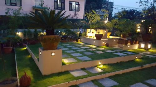 Villa City Garden, Katmandu