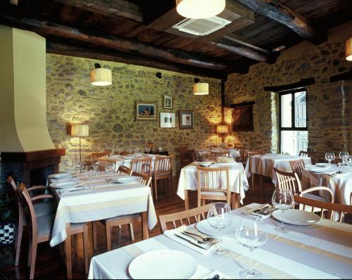 Hotel el tiempo recobrado villaverde de la abad a desde for El jardin prohibido restaurante