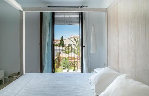 Standard Double or Twin Room with Spa Access Hotel Es Marès 1