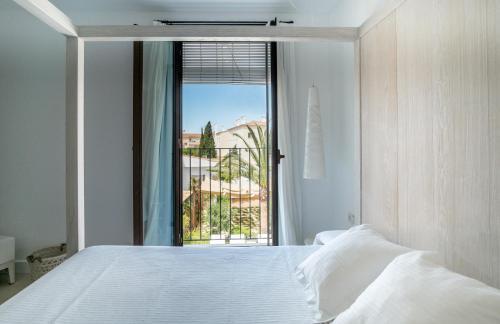 Standard Doppel-/Zweibettzimmer mit Zugang zum Spa Hotel Es Marès 1
