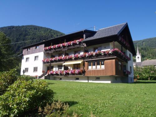 Gästehaus Hubertus - Apartment mit 2 Schlafzimmern