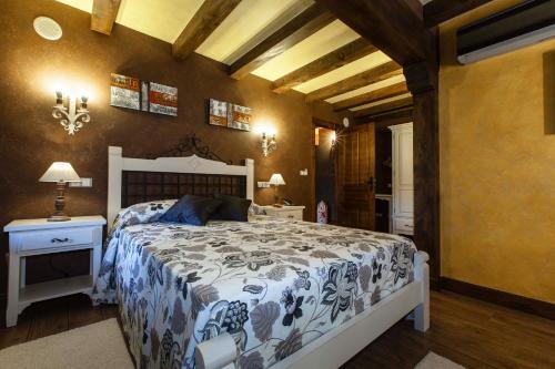 Habitación Doble Superior Hotel Spa Casona La Hondonada 1