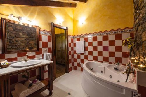 Suite Junior Hotel Spa Casona La Hondonada 3