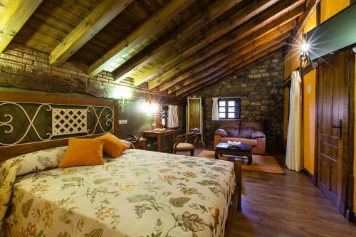 Suite Junior Hotel Spa Casona La Hondonada 2