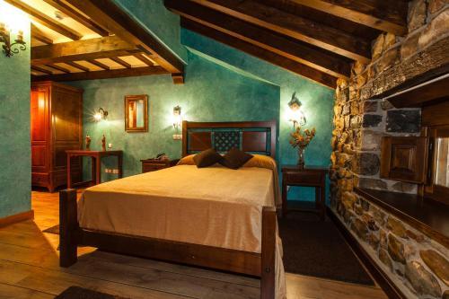 Habitación Doble Hotel Spa Casona La Hondonada 2