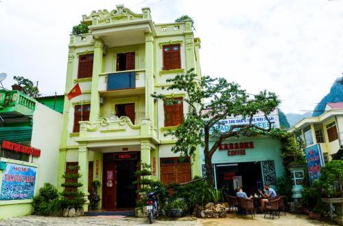 Tam Giac Mach Hotel Dong Van