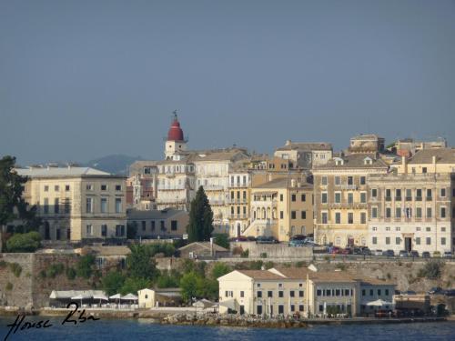 House Riba Corfu Town