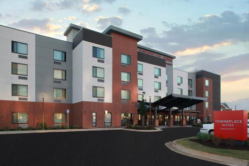 Hotel TownePlace Suites by Marriott Macon Mercer University