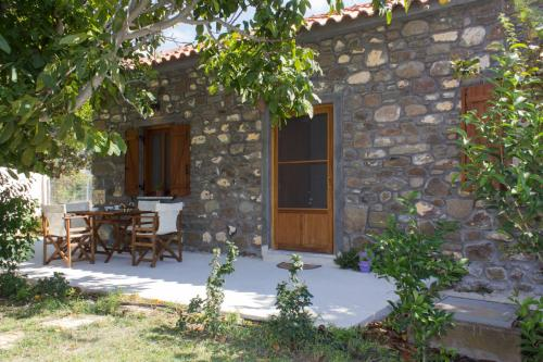 Perivoli Stone house