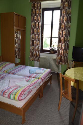 Tweepersoonskamer (Double Room)